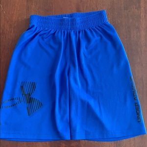 Under Armour Boys size 7 shorts